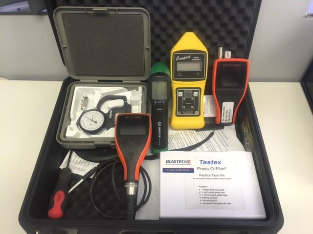QA Testing Equipment geraldton